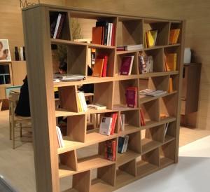 Mueble librería de diseño